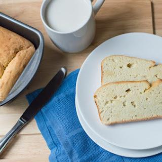 Gluten Free Coconut Flour Bread.