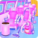 Dirty Airplane Cleanup icon