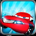 3D CARS - TRAFFIC CITY icon