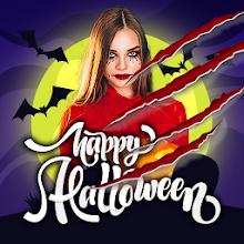 Halloween Photo Frame Editor Download on Windows