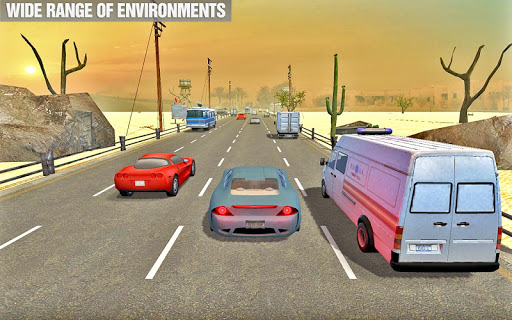 ud83cudfce Crazy Car Traffic Racing: crazy car chase 3.0 screenshots 15