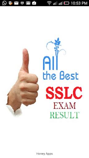SSLC 10th Result Tamilnadu