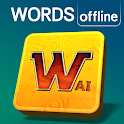 Word Games AI (Free offline games) icon