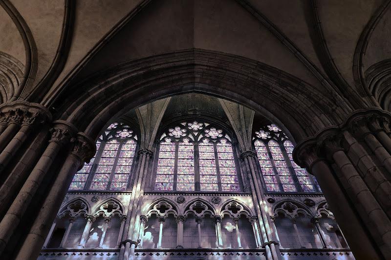 Immersi nel gotico di Cho