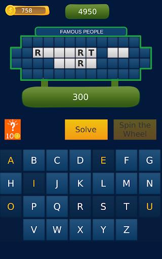 Word Fortune - Wheel of Phrases Quiz 1.17 screenshots 7