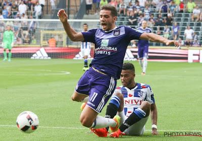 Mauvaise nouvelle pour Anderlecht: Chipciu out un mois