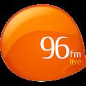 Rádio 96 FM - Rio Verde icon