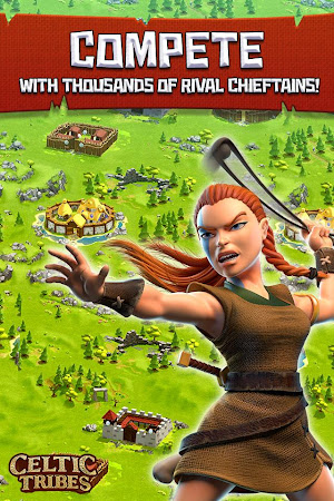 Celtic Tribes - Building MMOG 5.1.0 screenshot 205706