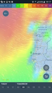 WINDY: wind forecast & marine weather for sailing- screenshot thumbnail