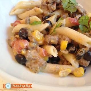 Tex-Mex Taco Pasta