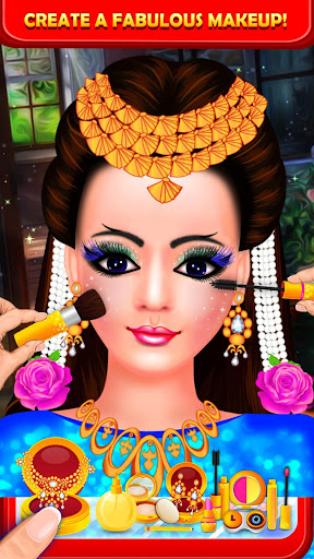 Indonesian Doll Fashion Salon Dress up & Makeover 2.0 screenshots 7