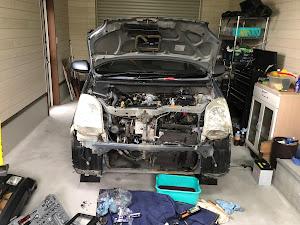 ミラアヴィ L250S RS ターボ 5MTのカスタム事例画像 FUKU@できるもんさんの2019年07月18日15:00の投稿