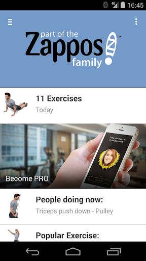 Zappos Wellness