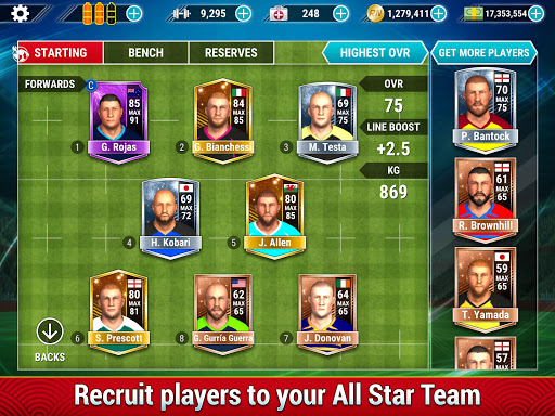 Rugby Nations 19 1.3.2.152 screenshots 17