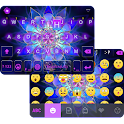 Sparkle Lotus Emoji Keyboard icon