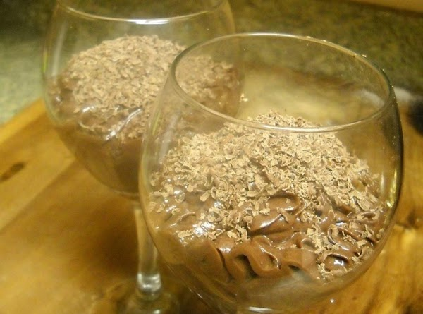 Chocolate Mousse In Less Than 10 Minutes Recipe