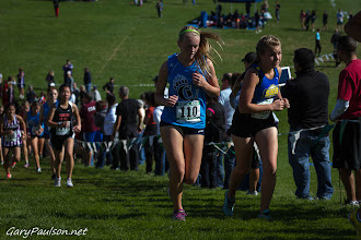 Photo: JV Girls 44th Annual Richland Cross Country Invitational  Buy Photo: http://photos.garypaulson.net/p110807297/e46d05bda