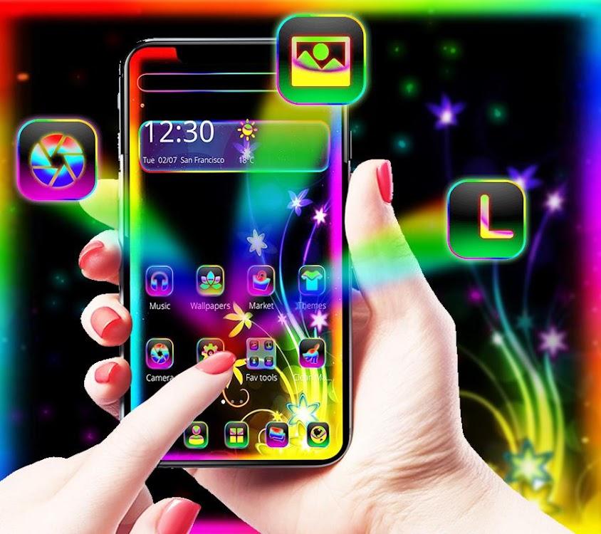 Sparkling Border Light Theme – (Android Εφαρμογές) — AppAgg