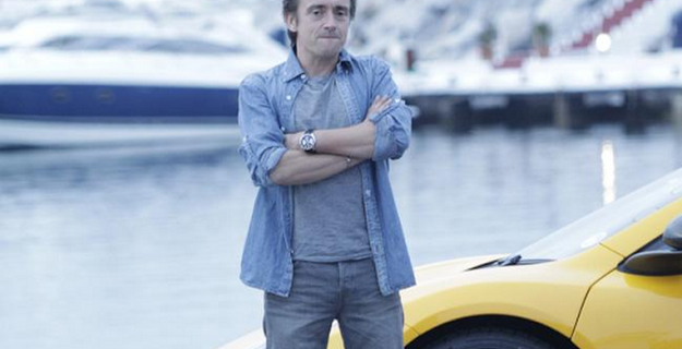 Richard Hammond's wife almost went to 'pieces 'after crash