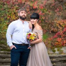 Wedding photographer Tatyana Belik (karamelkazp). Photo of 15.10.2017