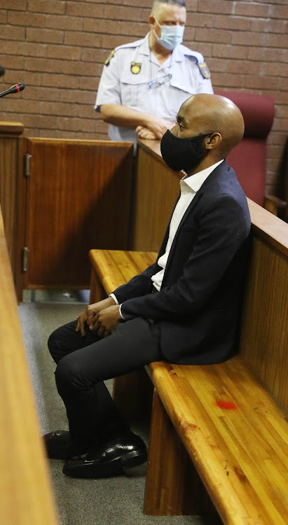 Ntuthuko Shoba, the man accused of plotting Tshegofatso Pule's murder, is launching a second bail application at the Roodepoort magistrate's court.