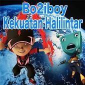 Bo2iboy Kekuatan Halilintar