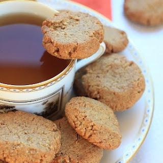 Lemony Walnut-Cinnamon Cookies Recipe