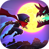 Ninja Rush: Super Running adventure