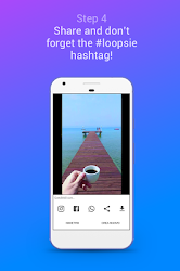 Loopsie – Cinemagraph, Living Photo 1.0.1 APK For Android 4