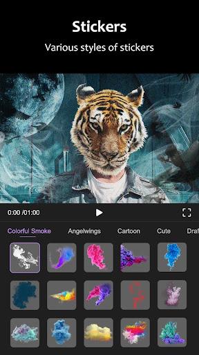 Motion Ninja - Pro Video Editor & Animation Maker 1.0.4.1 screenshots 6