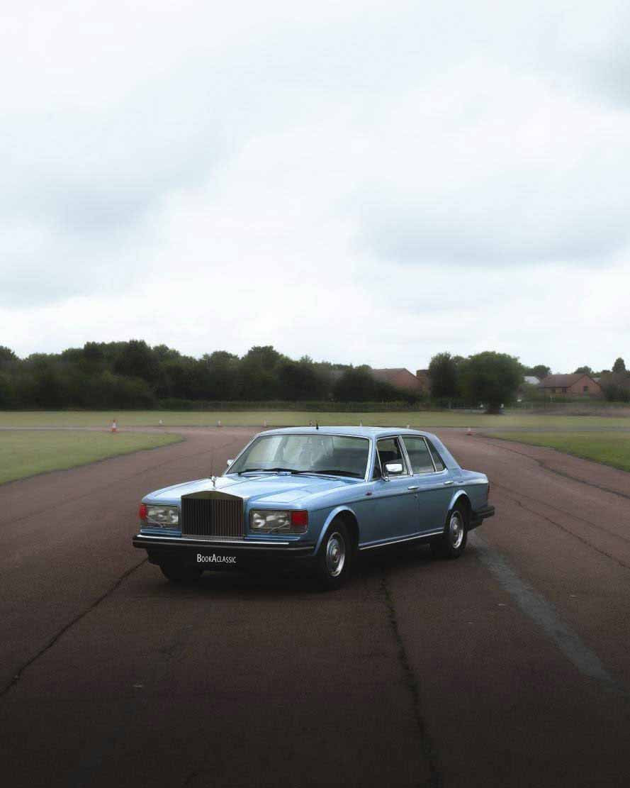 Rolls-Royce Silver Spirit Hire Warlingham