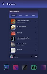 GO Music  -  Free Music, Equalizer, Themes APK screenshot thumbnail 3