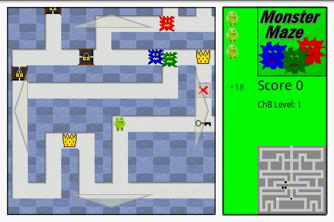 Monster Maze 1.49 screenshots 2