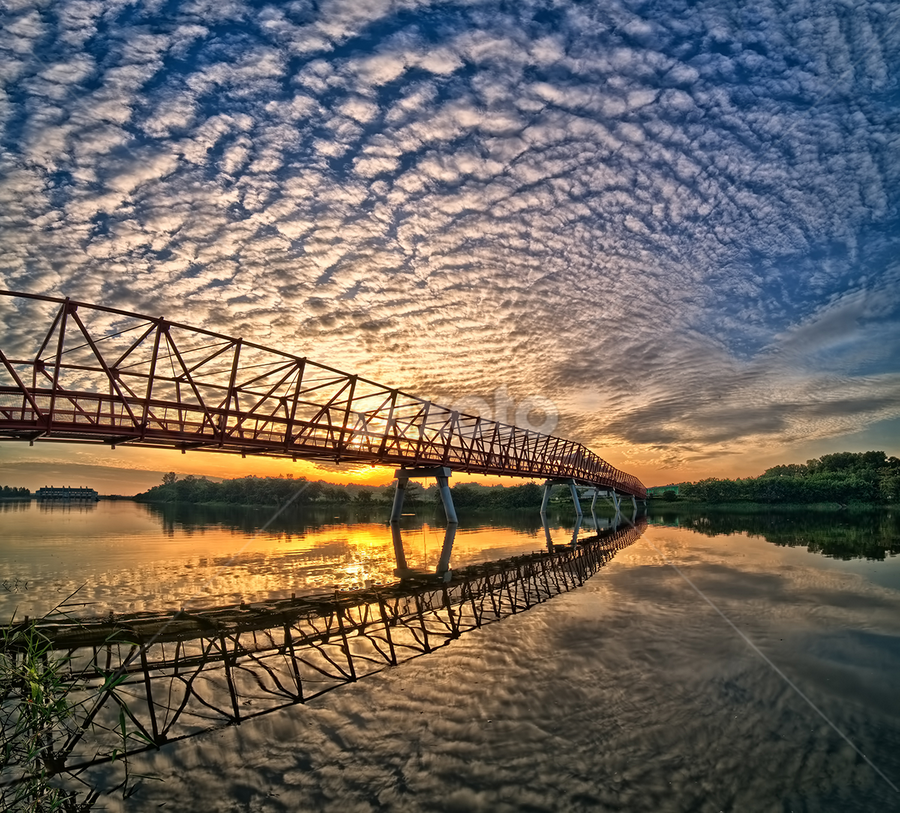 Clouds by Partha Roy - Landscapes Cloud Formations