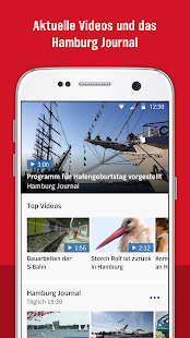 Hamburg Journal App