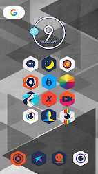 Orini - Icon Pack APK screenshot thumbnail 4