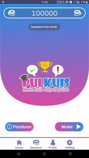 Image of PulKuis - Main Kuis Dapat Pulsa 1.5.0 1