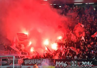 Pas de supporters du Standard pour le match amical à Metz