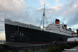 Photo: (Year 3) Day 30 -  The Queen Mary Hotel #3