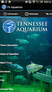 Tennessee Aquarium- screenshot thumbnail