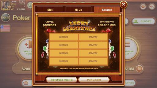 Poker Forte u2013 Texas Hold'em Poker Games 11.0.67 screenshots 12