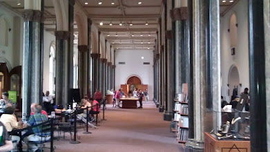 Photo: Inside the Castle, Smithsonian