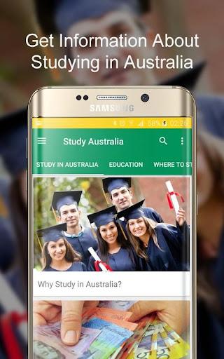 Study Australia - Explore Universities & Apply 1.9 app download 1