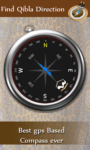 Qibla Compass - Find Direction  screenshots 2