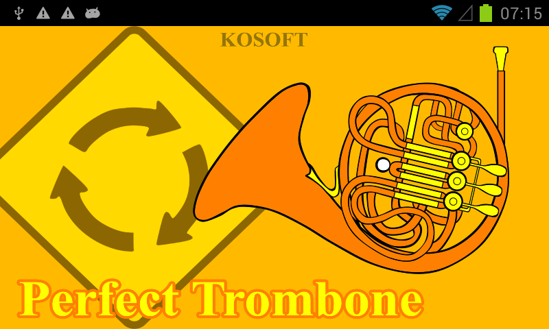Perfect Trombone- screenshot