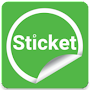 Sticket - WAStickerApps Stickers for Whatsapp APK icon