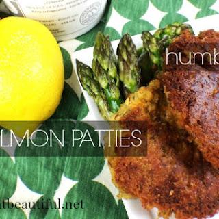 Humble Salmon Patties.