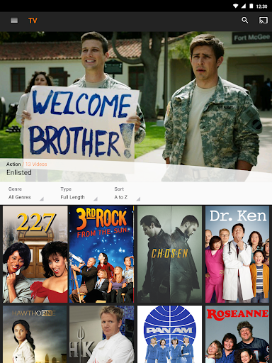 Crackle 6.1.7 Screenshots 8