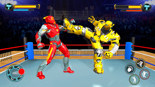 Grand Robot Ring Fighting 2020 : Real Boxing Games 1.0.13 Screenshots 18