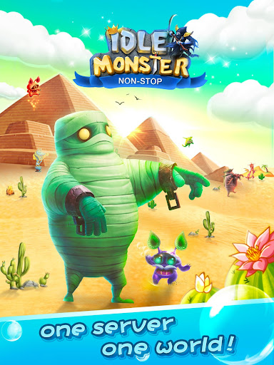 Idle Monster:Non-stop screenshot 6